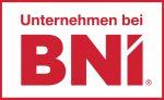 Mitglieder-Logo in den Varianten 'Unternehmer bei BNI', Unternehmerin bei BNI' und Unternehmen bei BNI'